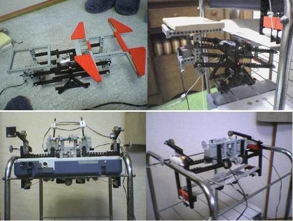 auto-book-scanner-lego-robot