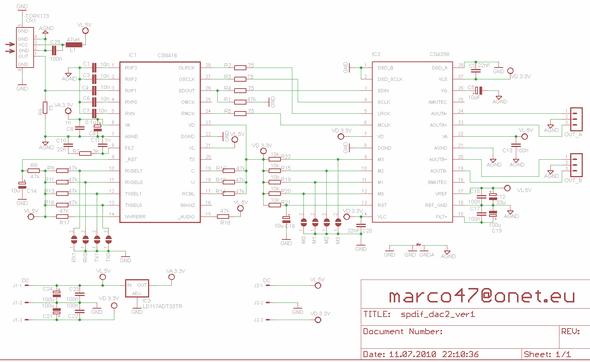 cs8416-cs4398-dac-schema-dac-circuit