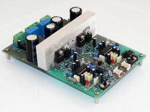 IRS2092 Class D Güç Amplifikatörü Referans Tasarımı 25W 500W