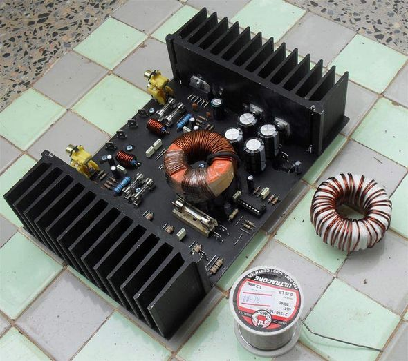 How To Build Collection Of Little Bridged Power Amplifiers