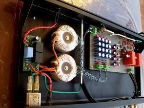 Op Amplı Stereo Hifi Ton Kontrol Devresi