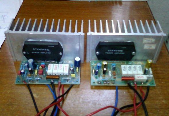 Sanyo STK412-170 SemiConductor MAKE