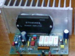 STK4048XI 150W STK412-170 2X180W Amplifikatör Devreleri