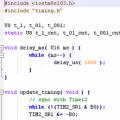 STM8 BIN BCD  Çevirimi Delay ve 1Wire  Kütüphanesi