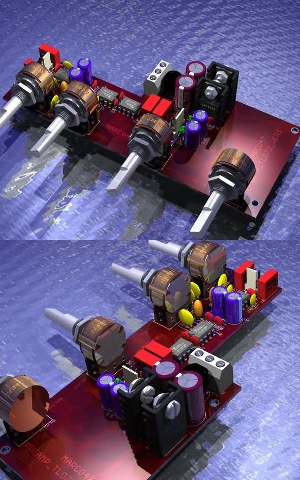 tl072-preamplifier-circuit-tone-control-circuit