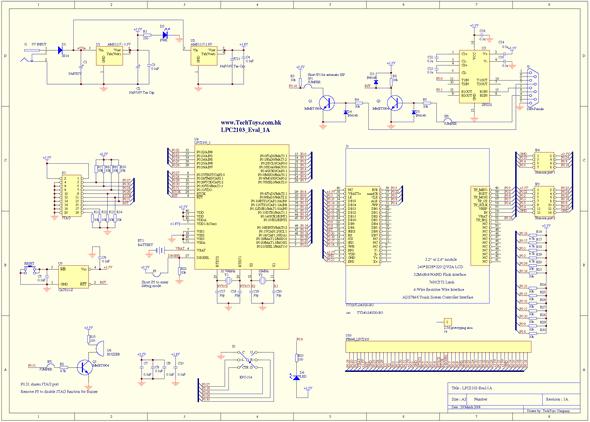 evaluation-board-nxp-lpc2103