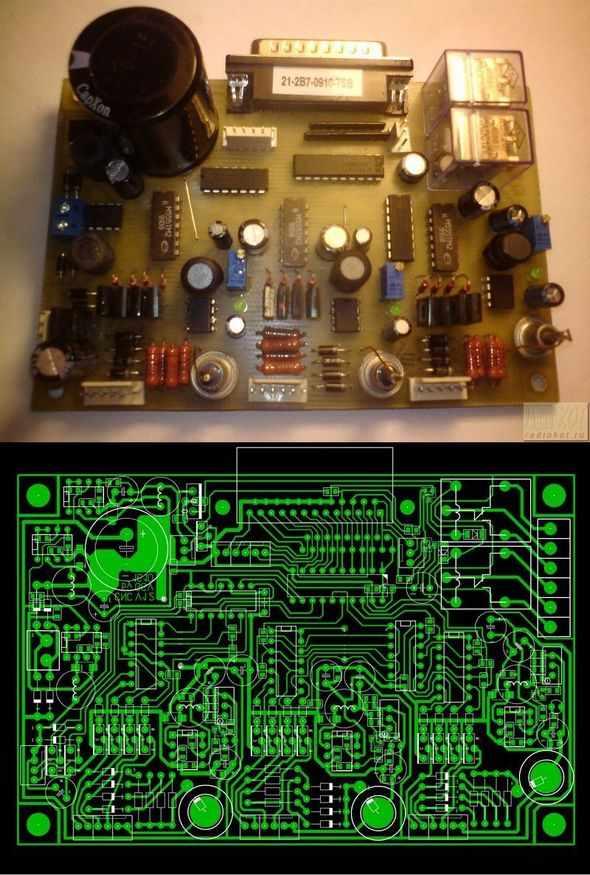 kcad-cnc-printed-circuit-board-mills-drills-step-motor-cnc