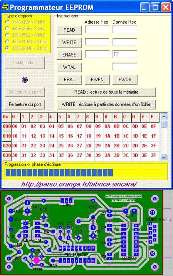 93xx-eeprom-programmer