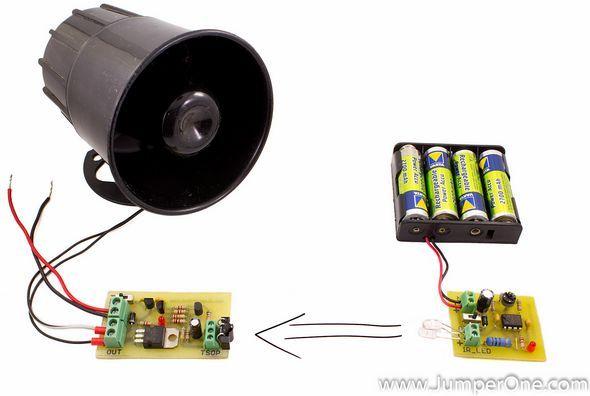 break-beam-sensor-alarm-transmitter-receiver-555