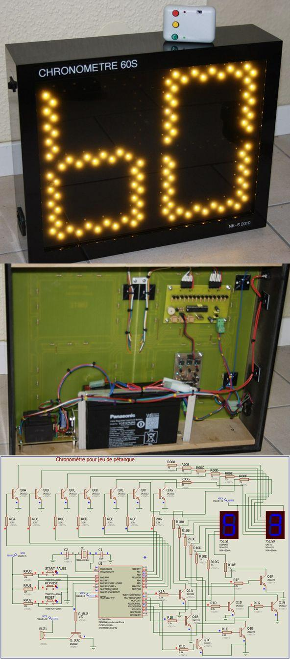 circuit-official-timer-60-sec-smd-led-display-bowling-alley-countdown-timer-circuit