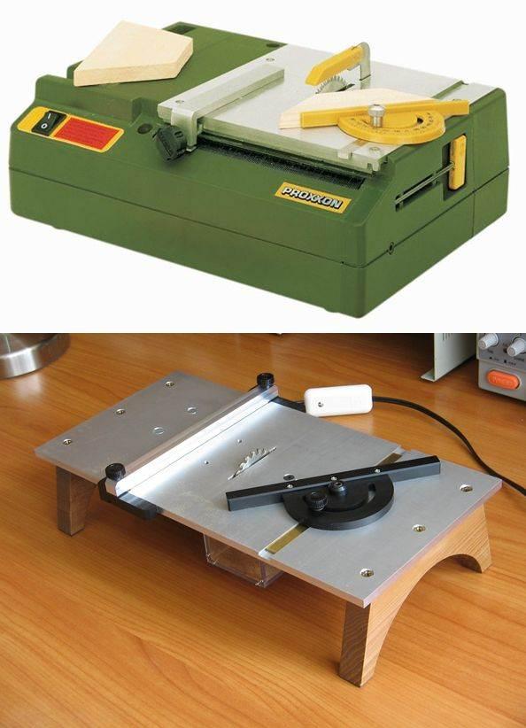 Proxxon Micro with reference Sawing Machine daire testere testere tezgahi proxxon referans testere tezgahi 1