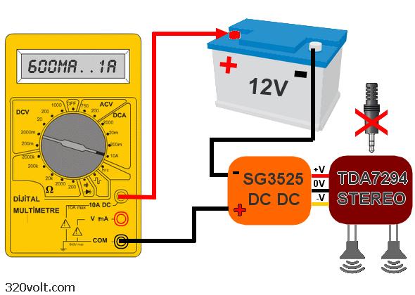 Dc To Dc Converter Circuit Sg3524 Sg3525 2x30v