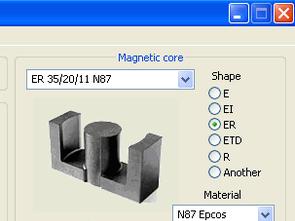 Gelişmiş SMPS Transformatör Tasarım Programı
