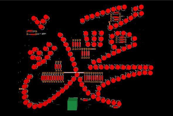 ledli-islami-hat-yazi-calismalarim-corel-draw-proteus-ares-2