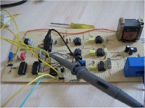 Statik Var Sistemi Reaktif Güç Kompanzasyonu ADUC841