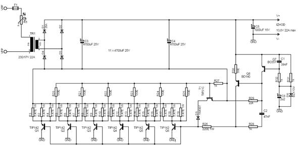 13-6v-22a-power-supply