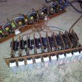 Audio Spectrum Analyzer 10 Kanal 400 Led 32Hz 16Khz