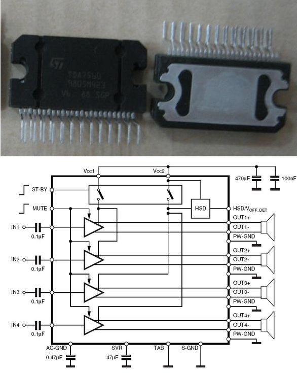 tda7560-4x50-watt-quad-bridge-car-radio-amplifier-amfi-devresi