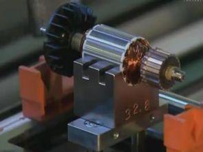 Akülü Zımpara Üretimi Titreşim Motoru