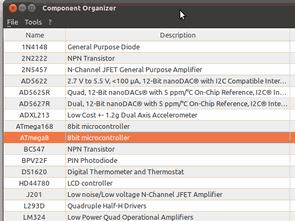 Elektronik Komponent Arşiv Stok Takip Programı