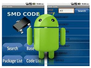 Smd Code Android Uygulaması