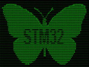 STM32 (STM32F107) Usart İle Terminalde Resim Basma