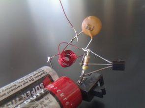 Transistörlü Verici Devreleri Spy Circuits