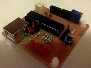 PIC18F2550 USB Deneme Kartı