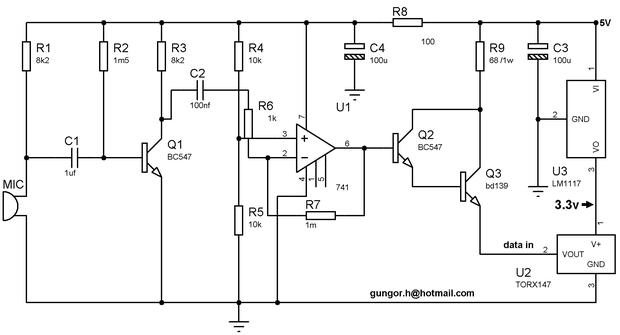 fiber-optik-kablo-ses-iletimi-verici-devresi-fiber-optik-projesi