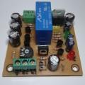 Speaker DC Protection Circuit Delayed and LED alarm hoparlor koruma devresi ahmed yerli 120x120