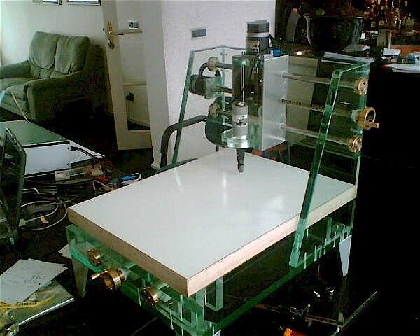 PCB-drill-machine