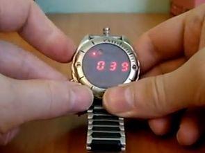Atmel ATmega168PA Çok Fonksiyonlu Dijital Kol Saati