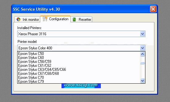 Cartridge Reset Program For Epson Printers  epson kartus resetleme programi