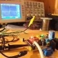 mosfet-drivers-tc4427a-mcp608-mcp6022-automatic-gain-control-mcp6s26-ad-converter