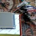PIC16F628A TFT Dokunmatik LCD Uygulaması (Picbasic SSD1289 ADS7843