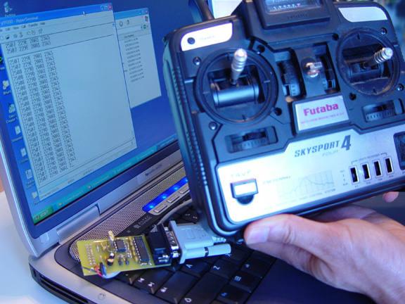 servo-mc68hc908qt4-futaba-skysport-flight-simulator-program