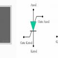 Tristör UJT Tristörü ve Tristörler ile Yapılmış Deneyler