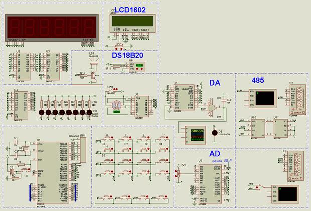 at89c52-development-board