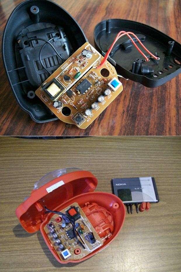 Made in China Universal Charger Schematic cin mali her turlu bataryayi sarj eden sarj aleti