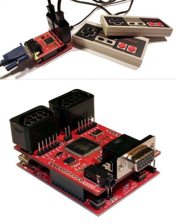 msp430-xilinx-xc3s200a-msp430-launchpad-xilinx-vga