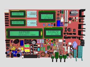 Proteus  3D Model Arşivi Seri 3