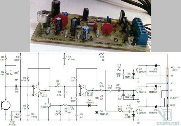 rgb-vumeter-rgb-vu-metre-mikrofon-led-serit-led-devresi-vu-metre-devresi