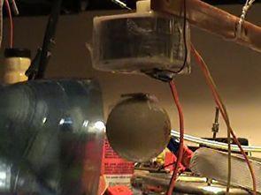 SS495 Hall Sensörlü Manyetik Çekim Devresi TL071 IRF9530