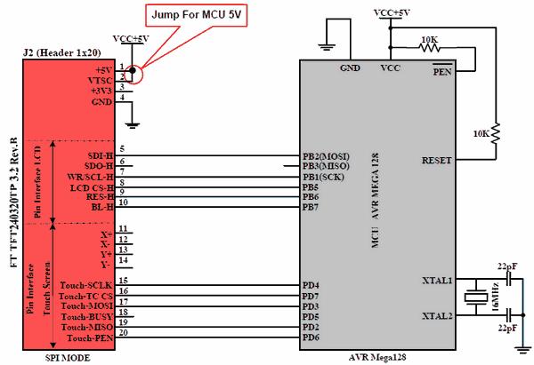 tft-lcd-interfacing-board-et-tft240320tp-mcu-avr-mega128-5v