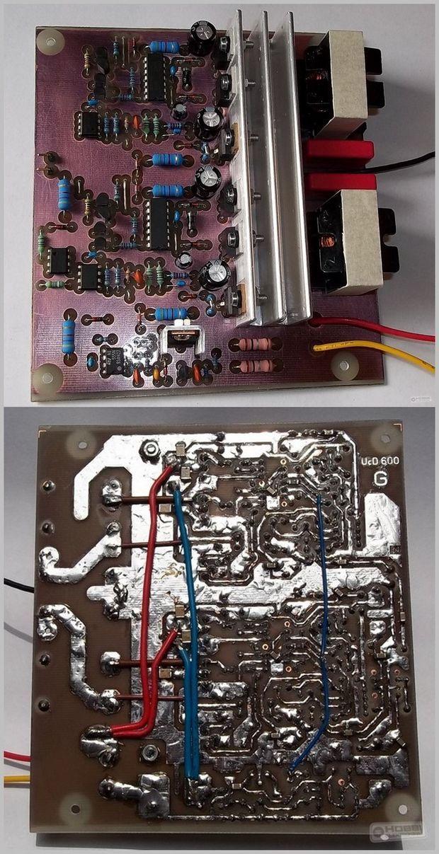 600W Class D amplifier Ir2110 (4 ohm 8 ohm 1000W) class d amplifier circuit class d anfi class d amplifier ir2110 1000w 600w