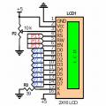 2X16 HD44780U LCD Kullanımı ve 8051 Uygulaması