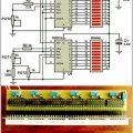 LM3914  120 Led Stereo Vu metre Devresi