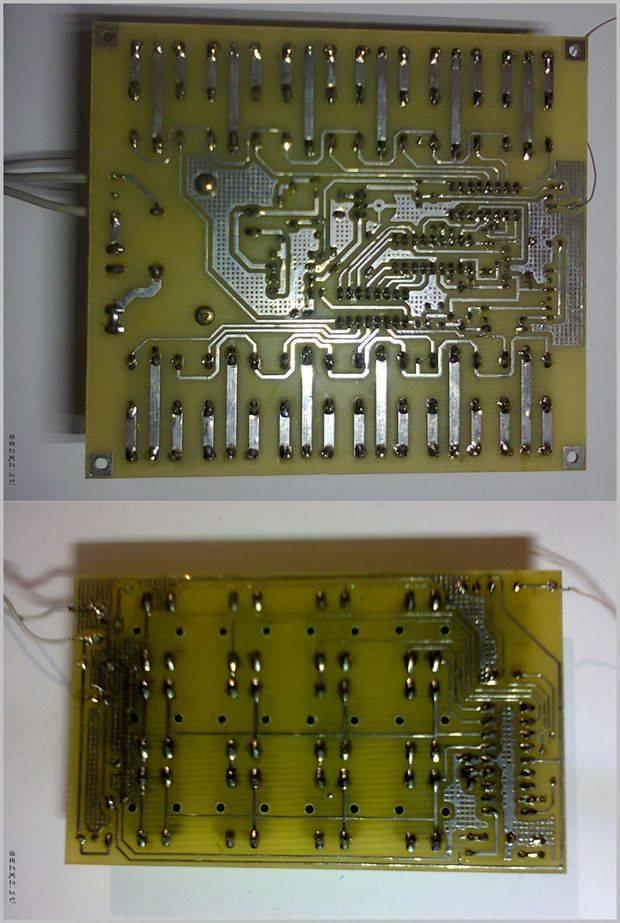 PIC16F628 12 Channel RF Relay Control (RR10 Module) rf kumanda devresi pic16f629a rf role rf kontrol