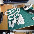 Arduino Uno Robot Kol Projesi