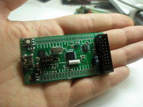 Açık Kaynak LPC2103 ARM Geliştirme Modülü